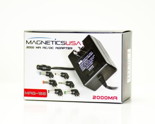 MAGNETICS USA PAKAGING DESING